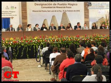 The City Council Elevates Pozos to Town