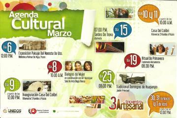 March´s Cultural Agenda