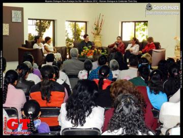 Women Dialogue to Celebrate Their Day