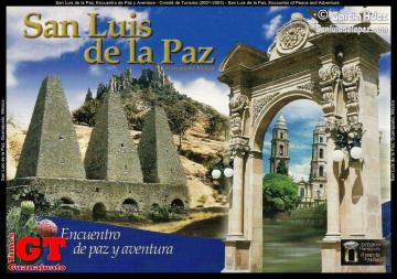 San Luis de la Paz, Encounter of Peace and Adventure