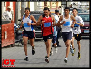 ITESI Conducts 1st Family and Student Race