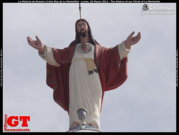 The History of our Christ of La Montanita