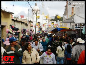 The Pozos Festivity will be on May 20