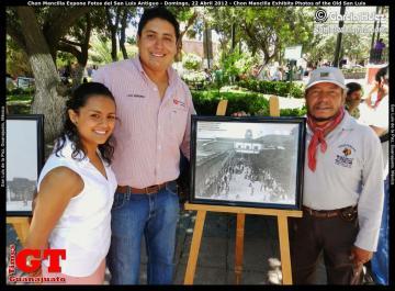 Chon Mancilla Exhibits Photos of the Old San Luis
