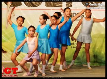 The House of Culture Ballet Shows Its Talent