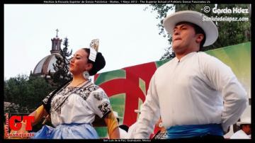 The Superior School of Folkloric Dance Fascinates Us