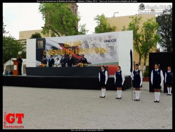 San Luis Commemorates the Battle of Puebla