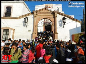 Pozos Celebrates the Lord of the Works