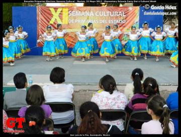 Elementary Schools Carry Out a Cultural Week