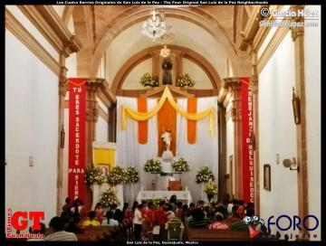 The Four Original San Luis de la Paz Neighborhoods