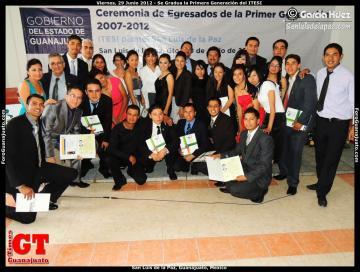 ITESI´s First Generation Graduates