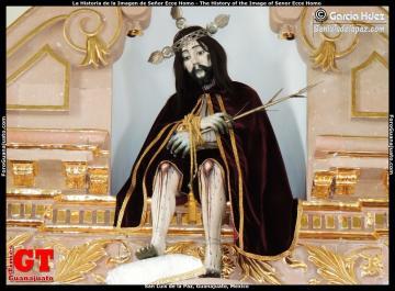 The History of the Image of Senor Ecce Homo