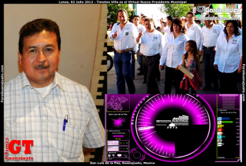 Timoteo Villa is the New Virtual Mayor